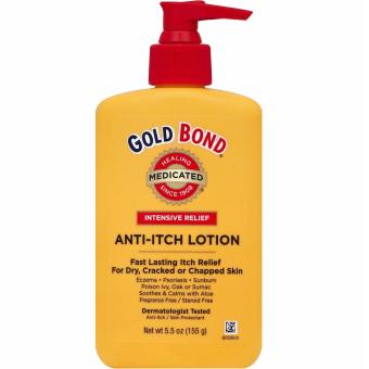 Harga GOLD BOND Medicated Anti-Itch Lotion - 155g
