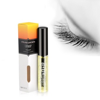 Harga Eyelash Eyebrow Growth Treatments Liquid Serum Original With Biotin Makeup - intl