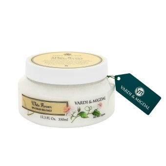 Harga Vardi & Migdal Spa Dead Sea Salt - White Flower