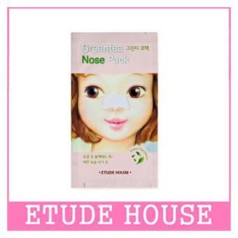 Harga ETUDE HOUSE Green Tea Nose Patch 0.65ml