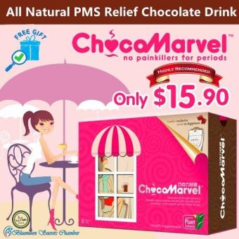 Harga ChocoMarvel™ Natural Menstrual Relief Chocolate Drink ♥ relief cramps and PMS ♥