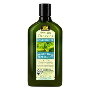 Harga Avalon Organics Peppermint Strengthening Conditioner 11oz