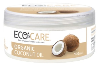 Harga Ecocare Organic Coconut Oil Face+Body 100ml