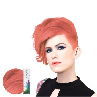 Harga Sparks Hair Dye (Rose Gold)