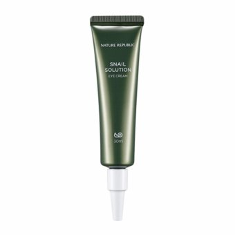 Harga Nature Republic Snail Solution Eye Cream 30ml - intl