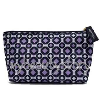 Harga Estee Lauder Purple and Blue Pattern Pouch