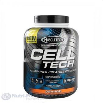 Harga MUSCLETECH Cell-Tech 6lb Orange