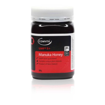Comvita Honey Umf 5+ Manuka Honey 500g