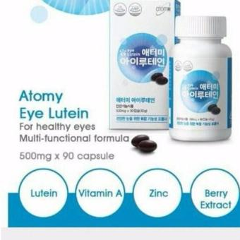 Harga Atomy Eye Lutein 45g (90Softgels)