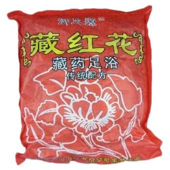 Harga Red Flower 100 Sachets for Foot Soak Bath Spa improves blood circulation relax and promote good sleep