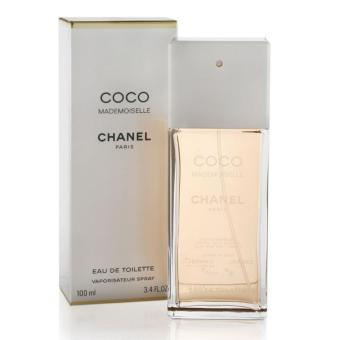 Harga Chanel Coco Mademoiselle 100ml EDT SP Ladies
