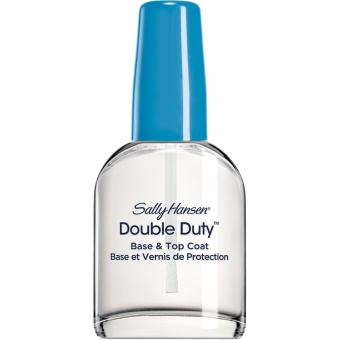 Harga SALLY HANSEN Double Duty Base & Top Coat