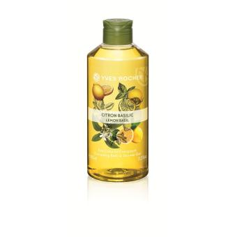 Harga Energizing Lemon Basil Bath Shower Gel 400ml