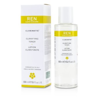 Harga Ren Clarifying Toning Lotion for Combination to Oily Skin 150ml/5.1oz - intl