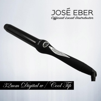 Jose Eber 32 mm Digital Hair Curling Iron (LOCAL/Official distributor)