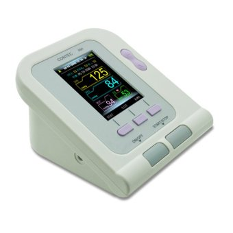 CONTEC CONTEC08A Upper Arm LCD Blood pressure Monitor with PC software (EXPORT) - Intl