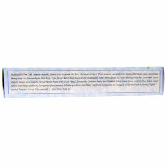 Auromere, Ayurvedic Herbal Toothpaste, Fresh Mint - 2