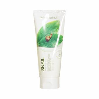 Harga Nature Republic Fresh Herb Cleansing Foam - Snail 170ml