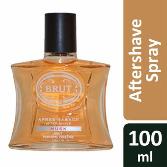 Harga BRUT Aftershave Musk 100ml