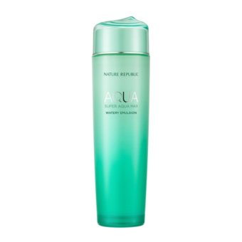 Harga [NATURE REPUBLIC] SUPER AQUA MAX WATERY EMULSION (150ml) - intl