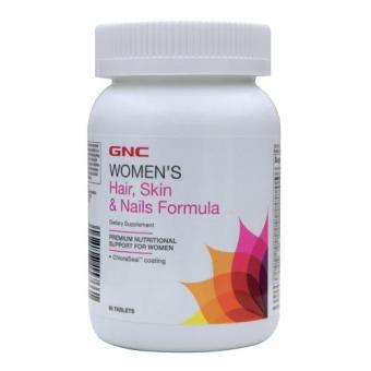 Harga GNC Women's Hair, Skin & Nails Formula