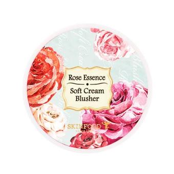 Harga Skinfood Rose Essence Cream Blusher #3 (Apricot Rose) 3.5g
