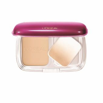 L'Oreal Paris Mat Magique All-In-One Matte Transforming Powder SPF34 - R1 Rose Ivory