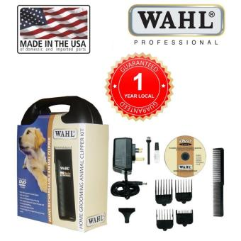 Harga WAHL Pro 9590-804(Cord and Cordless)Pet clipper Kit(MADE IN USA)Home Grooming Animal Clipper[1 YEAR LOCAL GUARANTEE]