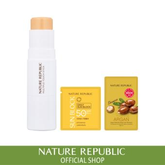 Harga Nature Republic Multiple Touch Stick 03 Deep Beige