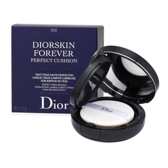 Harga CD Dior DiorSkin Forever Perfect Cushion SPF35 - PA+++ 15g Makeup Face Color 010 - intl