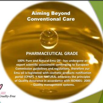 [Launch Price] Y-Not Natural 100% Pure Emu Oil 60ml - 4