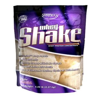 Harga SYNTRAX Whey Shake 5lb Strawberry Shake