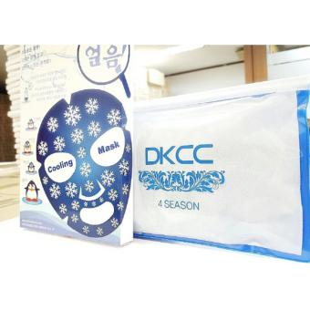 DKCC Ice Cooling Mask - For Four Seasons / Face Swelling Reduction Mask - 4