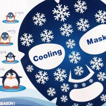 DKCC Ice Cooling Mask - For Four Seasons / Face Swelling Reduction Mask - 3