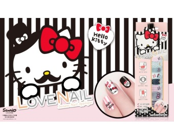 Harga Love Nail (Sanrio)Hello Kitty Ladies & Gentlemen