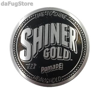 Harga Shiner Gold Heavy Hold Pomade