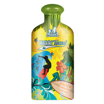 Harga HAWAIIANA WAIKIKI WAVE-GOLDEN TANNING LOTION-