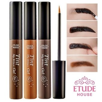 Harga ETUDE HOUSE - Tint My Brow Gel #1 Brown