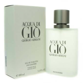 Harga Acqua di Gio Giorgio Armani for Men/EDT-100ml