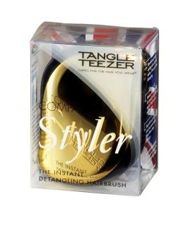 Tangle Teezer Compact Styler Hairbrush - Gold Rush - 4