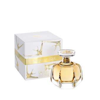 Harga Lalique Ladies Living Lalique Eau de Parfum Spray 100ml