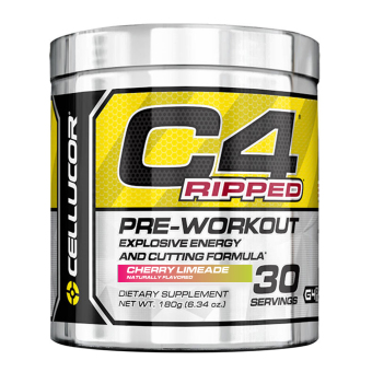 Harga Cellucor C4 Ripped - Cherry Limeade 30 Servings
