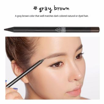 Harga [3CE] EYEBROW SHAPER EYE BROW #GRAY BROWN 1.8g - intl
