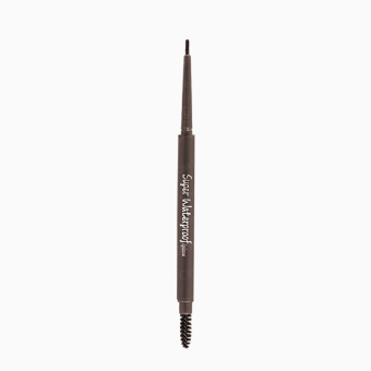 Harga MKUP Super Waterproof Eyebrow Pencil (01 Brown Grey)