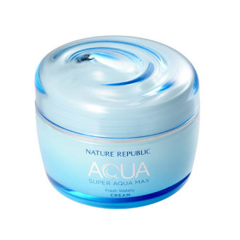 Harga Nature Republic Super Aqua Max Fresh Watery Cream 80ml