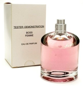 Harga Tester Pack Hugo Boss Femme Edp 75ML