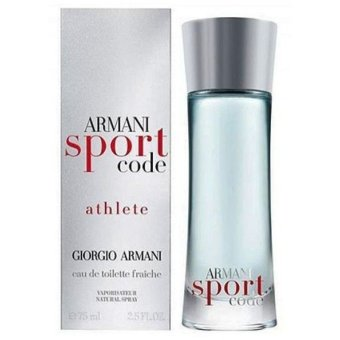 Harga Giorgio Armani Code Sport Athlete EDT/MEN/75ML