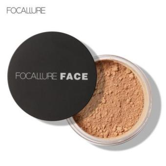 Focallure Oil Control Face Loose Powder Matte Smooth Transparent Makeup - intl