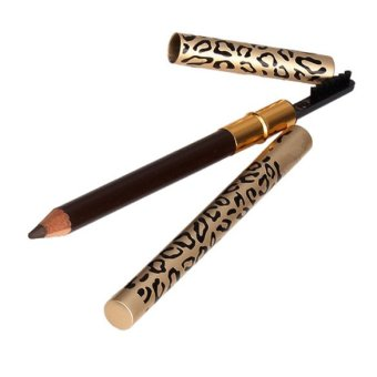 Harga Eyebrow Pencil Two Sides With Brush