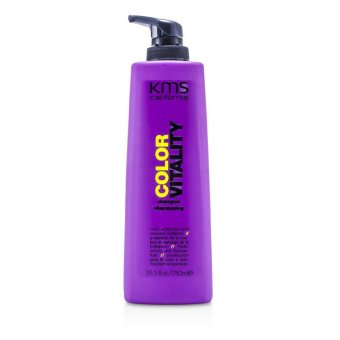 Harga KMS California Color Vitality Shampoo (Color Protection and Restored Radiance) 750ml/25.3oz